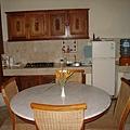 villa的飯桌&廚房