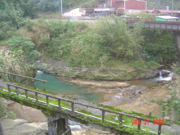 嶺腳的小橋