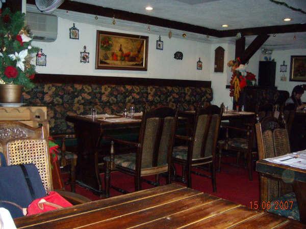鄉村家庭風的餐廳
