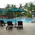 飯店的pool