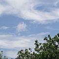 這麼乾淨的天空
