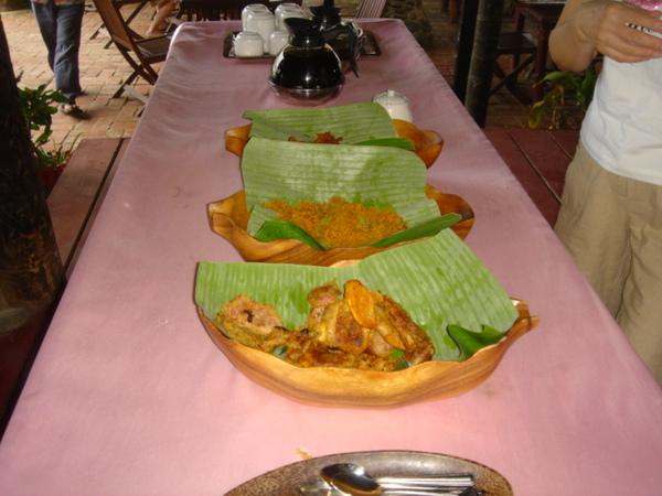 馬來西亞風味下午茶