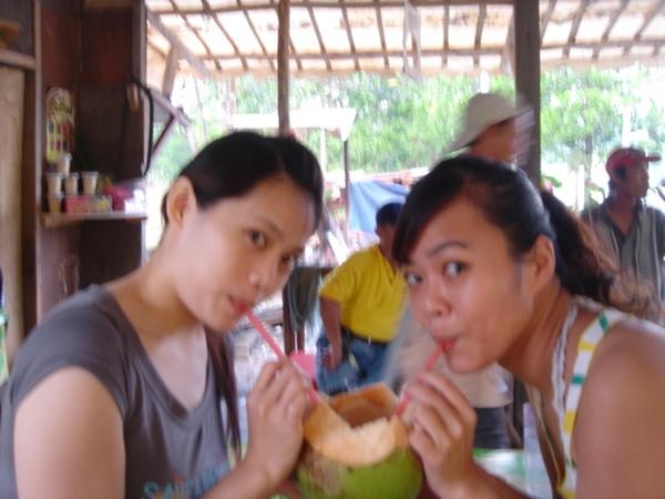 好喝的椰子