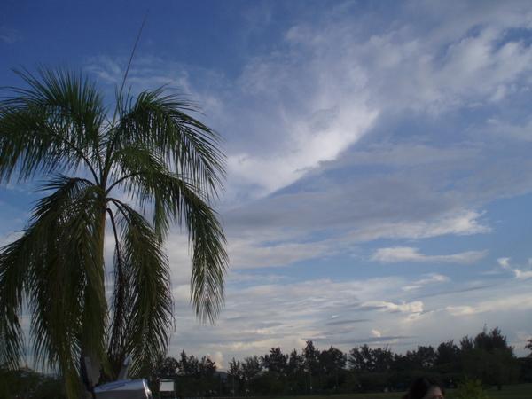 台灣看的到這種天空嗎?