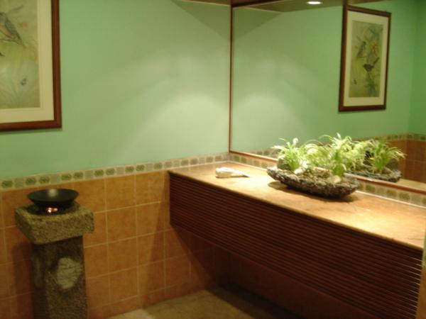 餐廳的廁所