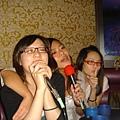 這三個女人....