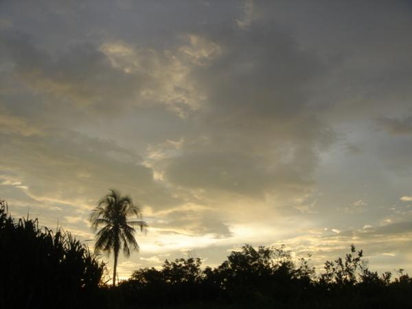 沙巴夕陽6