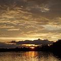 沙巴夕陽8