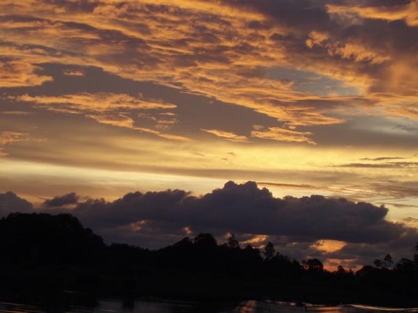 還是沙巴夕陽8