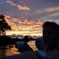 還是沙巴夕陽9