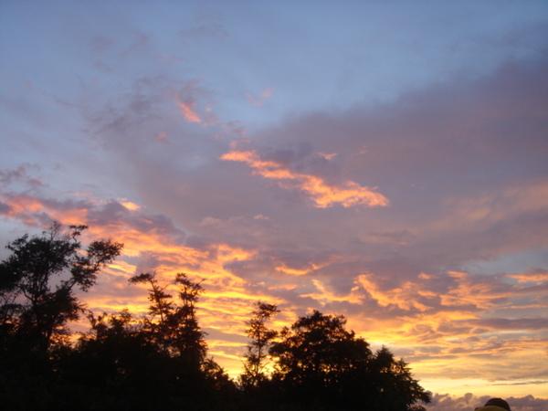 拍不完的夕陽1