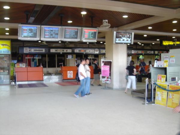 沙巴的機場