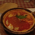 義大利番茄海鮮湯