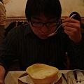 喝湯的張陽