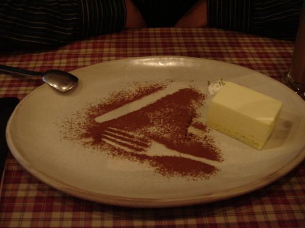 豆腐起司蛋糕
