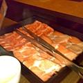 牛豬雙拼主餐