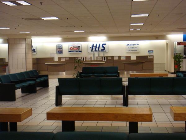 也是機場大廳
