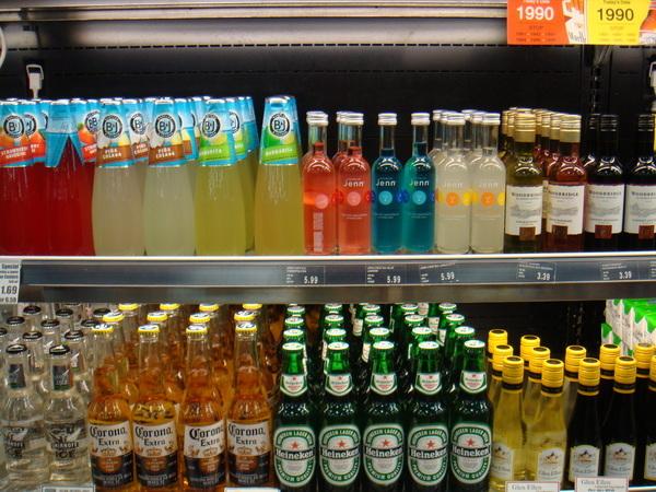 關島賣的調酒飲料