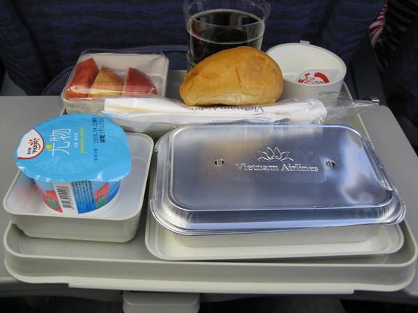 越南航空的餐點