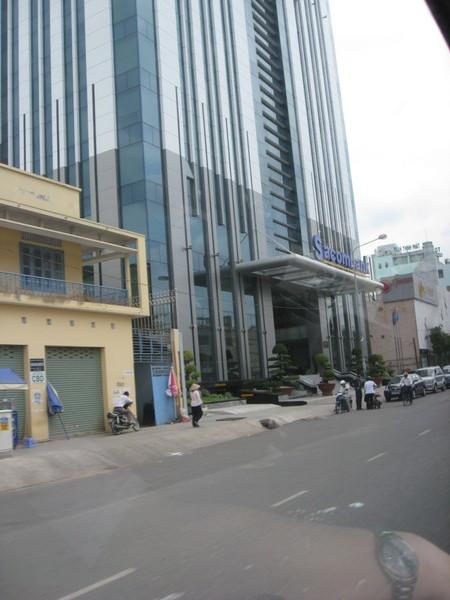 開發很快速的越南