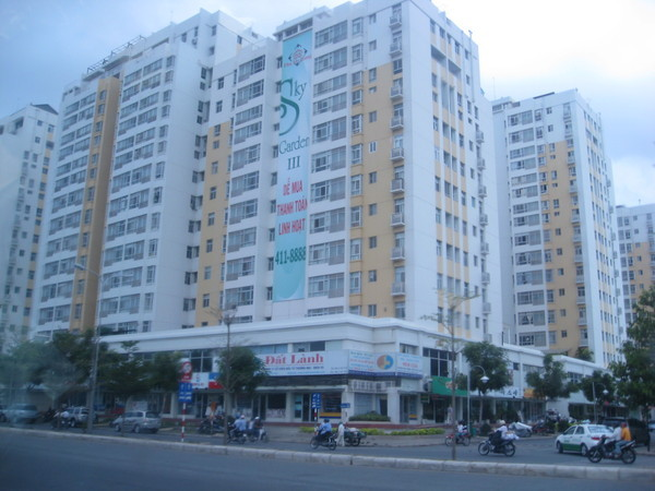 高級住宅區