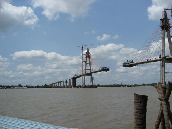 他們要蓋新橋