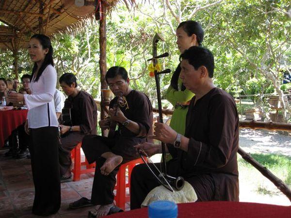 傳統音樂表演