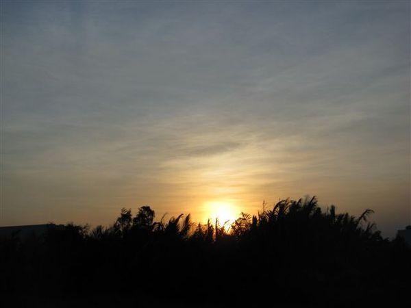 越南的黃昏