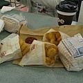 早餐吃Burger King