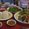 越南都是這種酸酸辣辣的涼拌菜