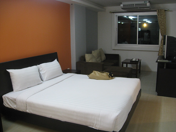 乾淨整齊的飯店