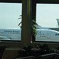 那是我們的飛機嘛?