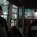 要坐公車去飯店