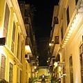 仁慈堂旁邊的小街