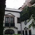 具有南歐建築特色