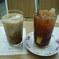 冰咖啡&冰檸檬茶