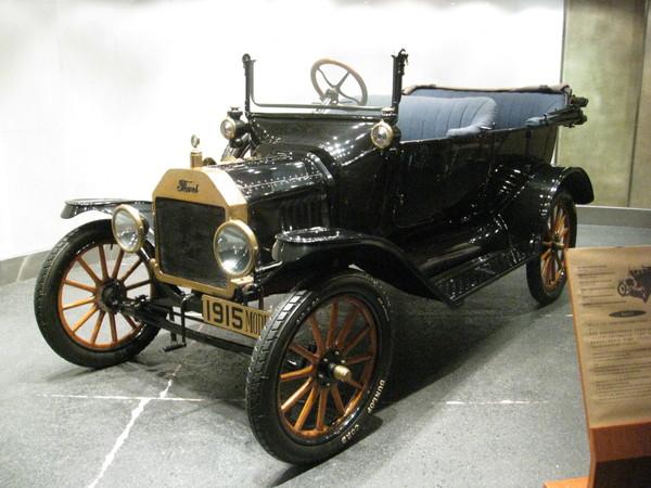 福特T汽車