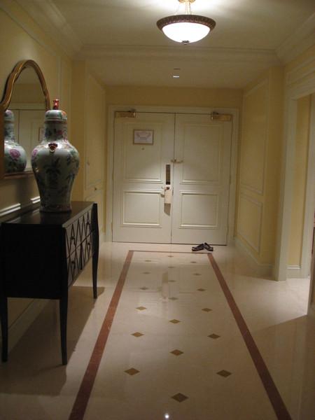 一進門的玄關