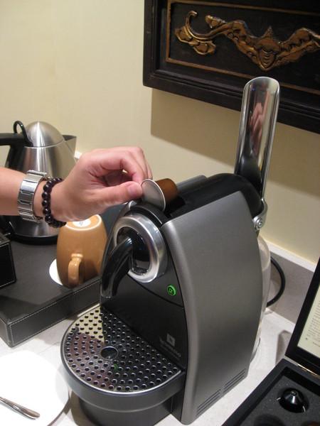 咖啡機用法介紹1