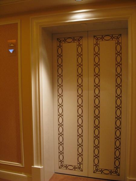 威尼斯人的電梯