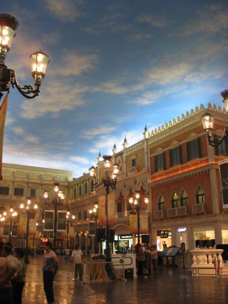 是威尼斯人的運河廣場