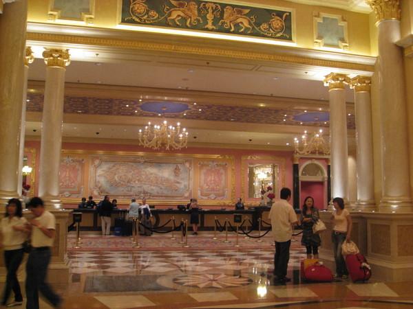富麗堂皇的大廳