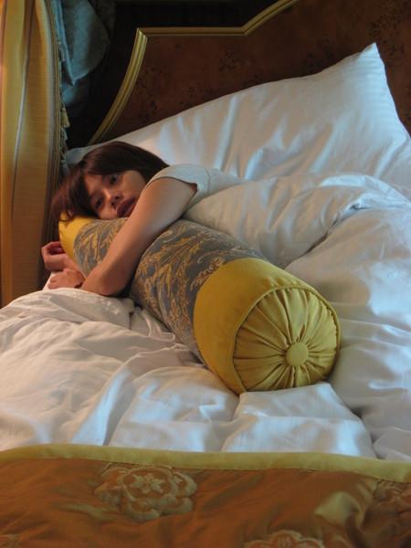 超舒服的床