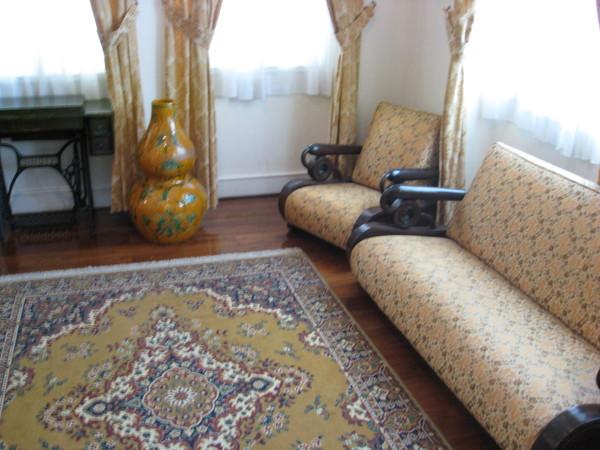 土生葡人之家-也是客廳