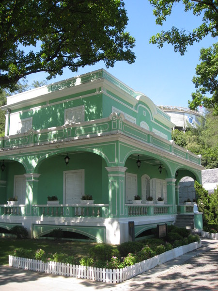 我喜歡這種房子