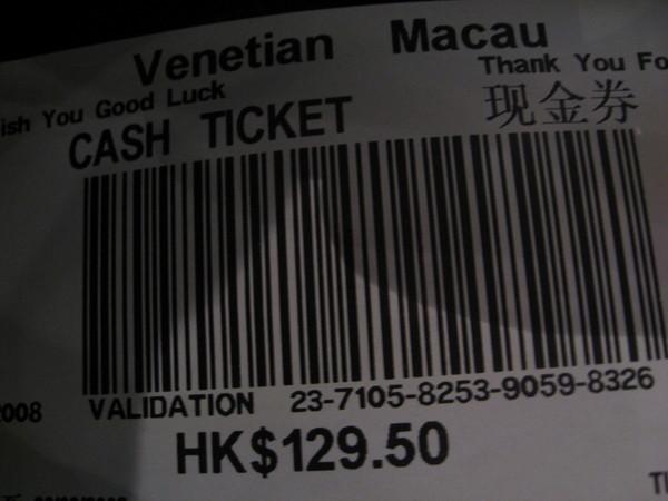 超利害的ann在賭場小贏