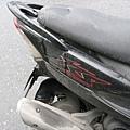 這是S的車~很髒XD