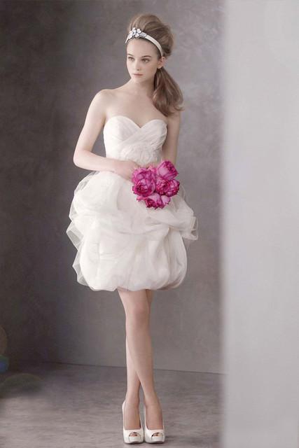 【台灣】White V.S NO.9第九大道手工婚紗試穿心得 @ LiTtLe …_插圖