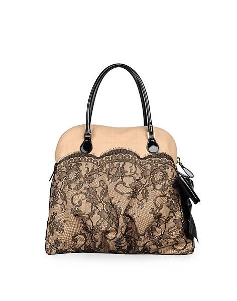 Valentino-GARAVANI-lace-double-handle-bag-3