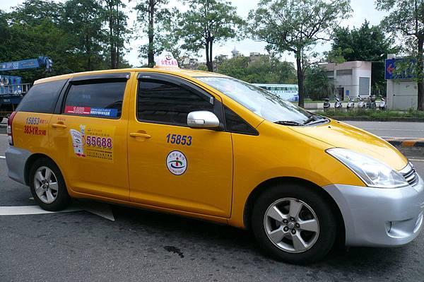 台中七人座計程車